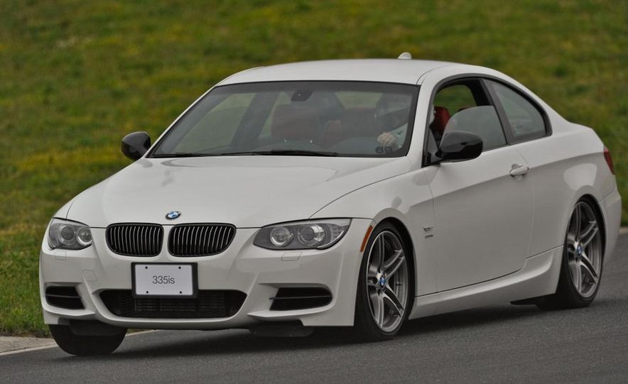 2011 BMW 335is coupe - Slide 17