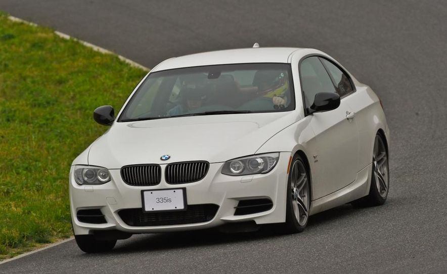 2011 BMW 335is coupe - Slide 18