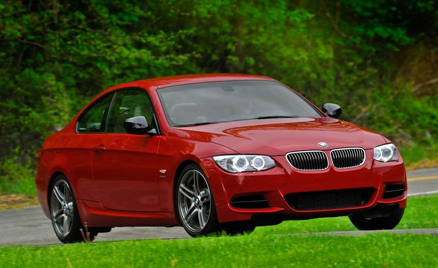 2011 BMW 335is coupe - Slide 3