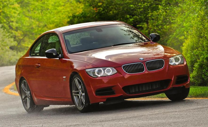 2011 BMW 335is coupe - Slide 6