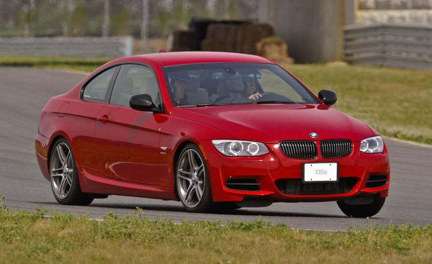 2011 BMW 335is coupe - Slide 15
