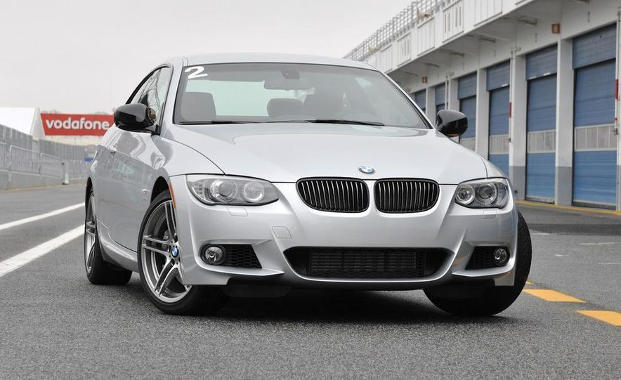 2011 BMW 335is coupe - Slide 24
