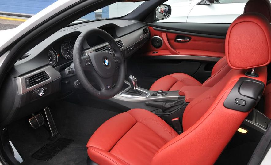 2011 BMW 335is coupe - Slide 41
