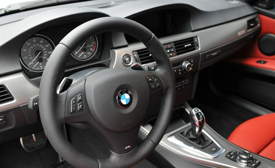 2011 BMW 335is coupe - Slide 42
