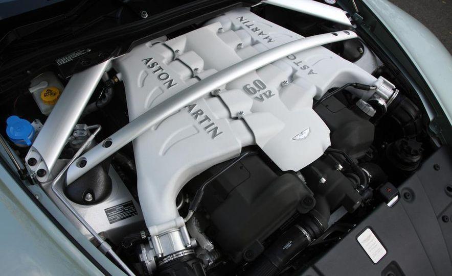 2011 Aston Martin V-12 Vantage - Slide 64