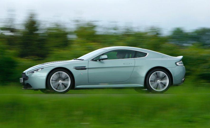 2011 Aston Martin V-12 Vantage - Slide 50