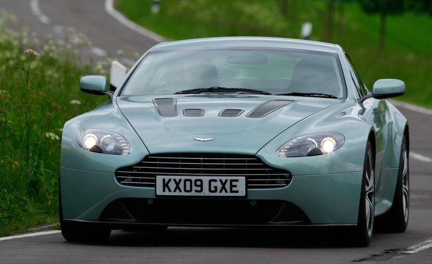 2011 Aston Martin V-12 Vantage - Slide 51