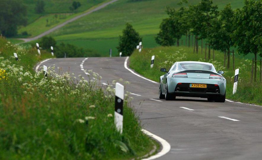 2011 Aston Martin V-12 Vantage - Slide 52