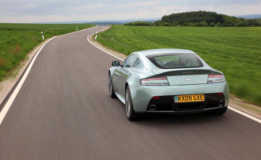 2011 Aston Martin V-12 Vantage - Slide 53