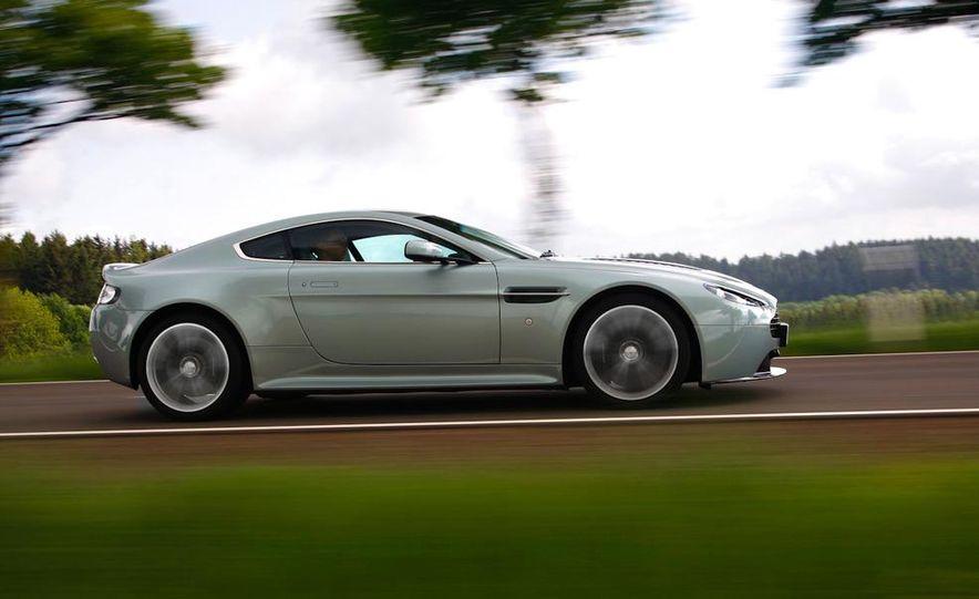 2011 Aston Martin V-12 Vantage - Slide 55