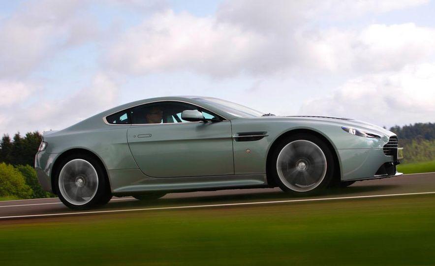 2011 Aston Martin V-12 Vantage - Slide 56