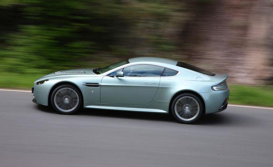 2011 Aston Martin V-12 Vantage - Slide 57