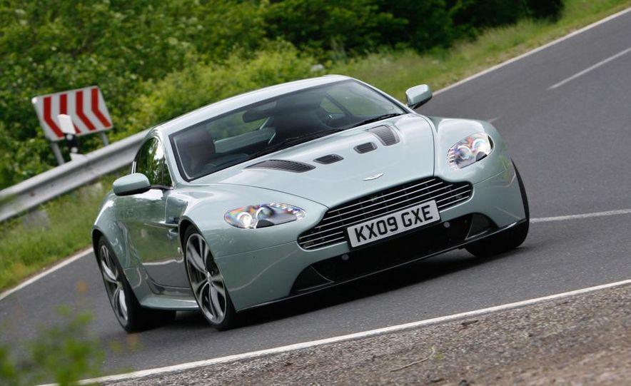 2011 Aston Martin V-12 Vantage - Slide 58