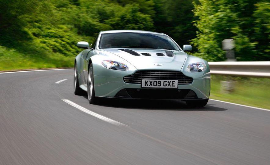 2011 Aston Martin V-12 Vantage - Slide 59