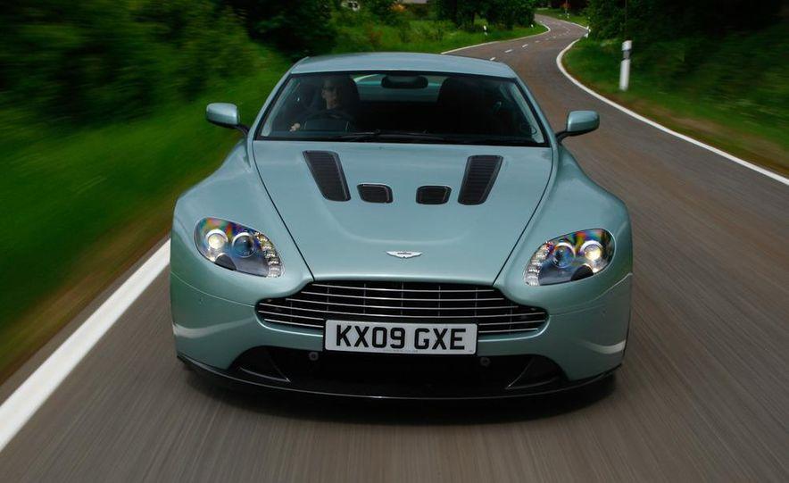 2011 Aston Martin V-12 Vantage - Slide 60