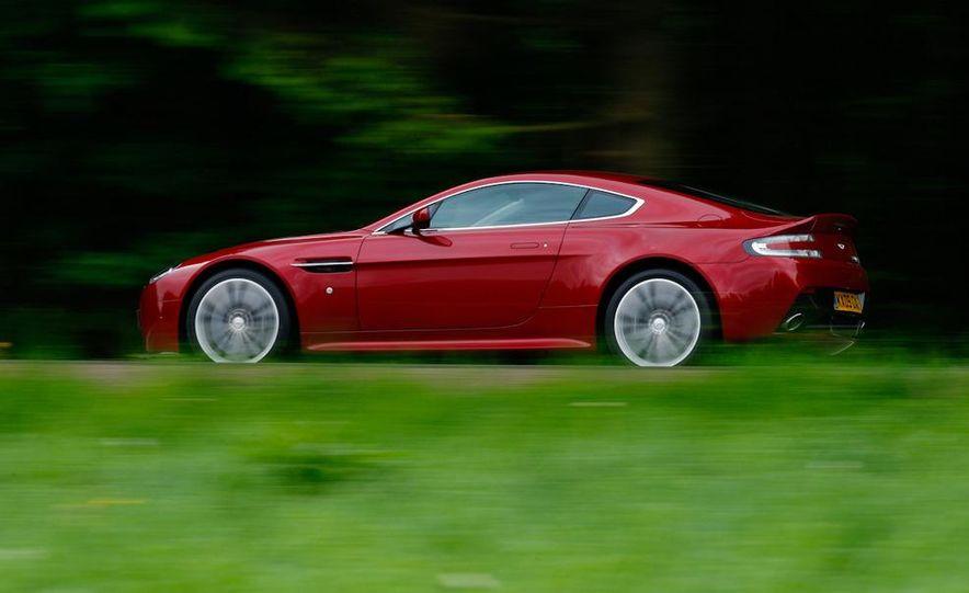 2011 Aston Martin V-12 Vantage - Slide 3