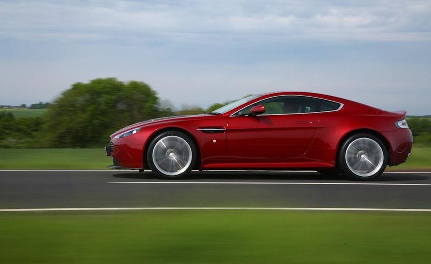 2011 Aston Martin V-12 Vantage - Slide 10