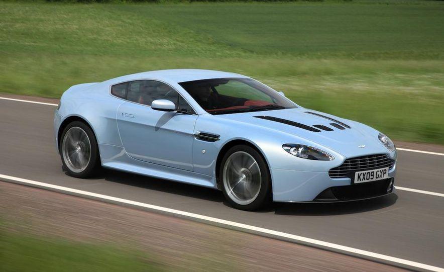 2011 Aston Martin V-12 Vantage - Slide 40