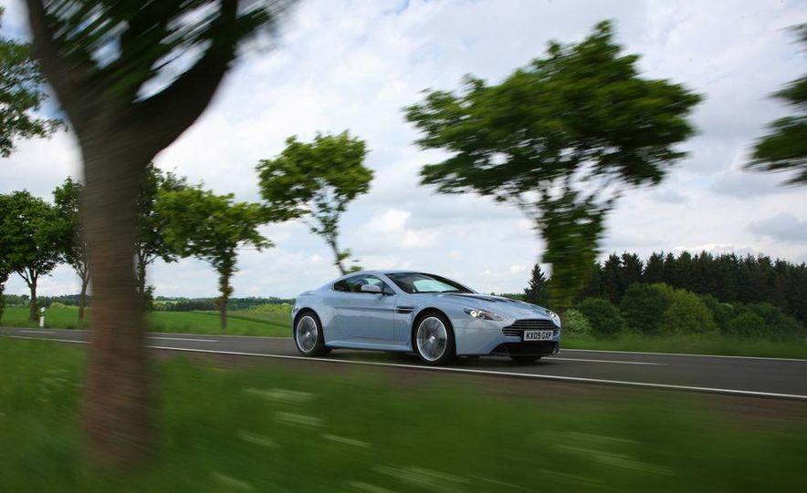 2011 Aston Martin V-12 Vantage - Slide 41