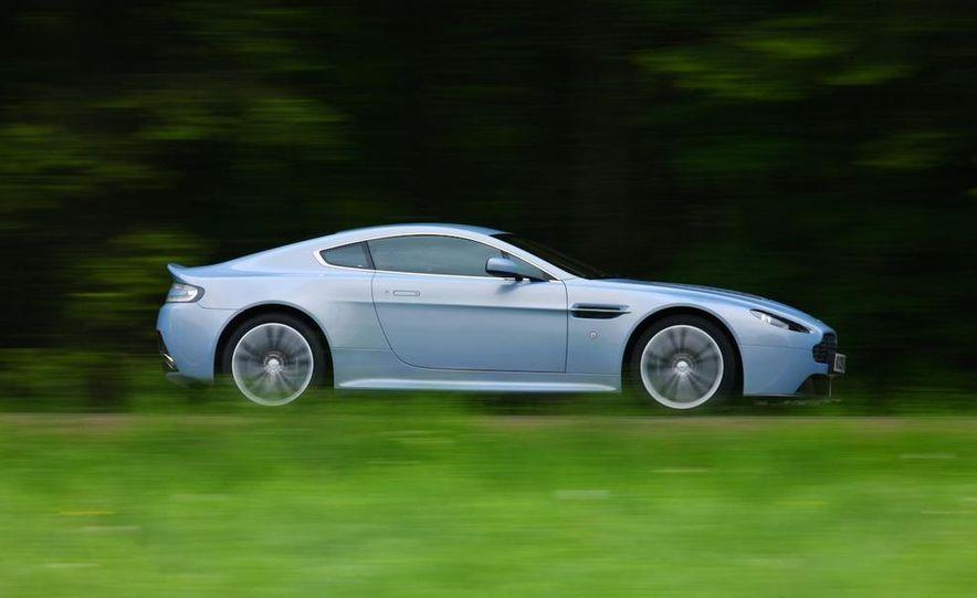 2011 Aston Martin V-12 Vantage - Slide 43