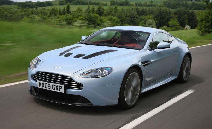 2011 Aston Martin V-12 Vantage - Slide 44
