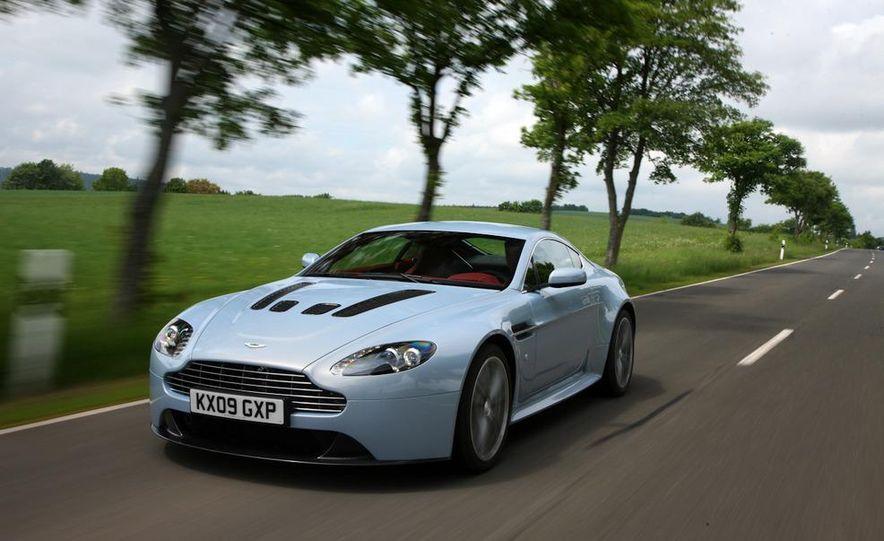 2011 Aston Martin V-12 Vantage - Slide 45