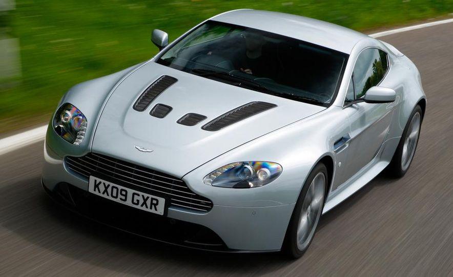 2011 Aston Martin V-12 Vantage - Slide 18