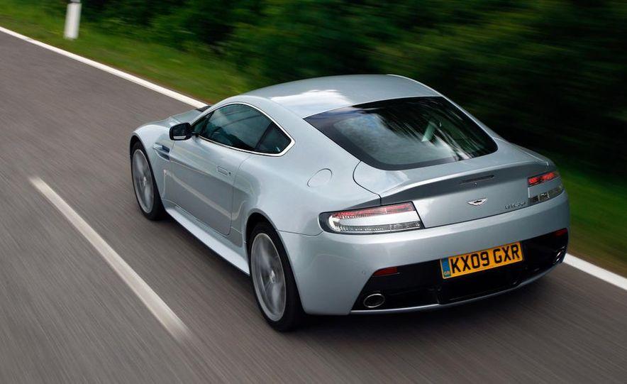 2011 Aston Martin V-12 Vantage - Slide 19