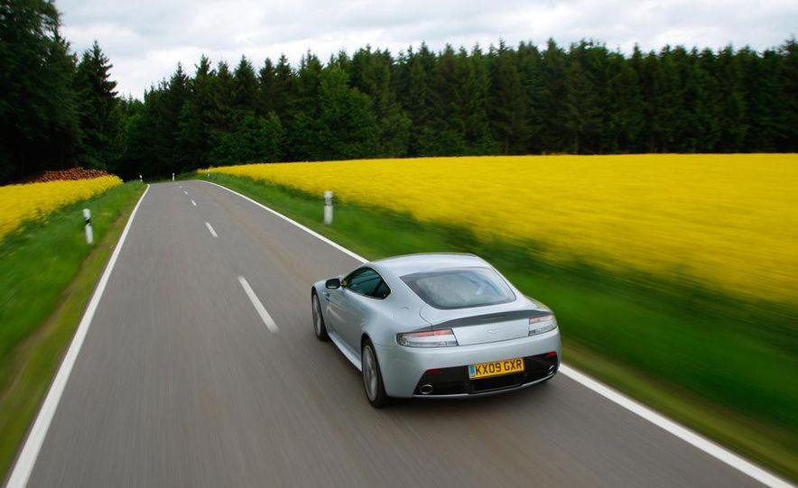 2011 Aston Martin V-12 Vantage - Slide 20