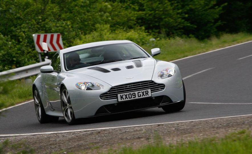2011 Aston Martin V-12 Vantage - Slide 23