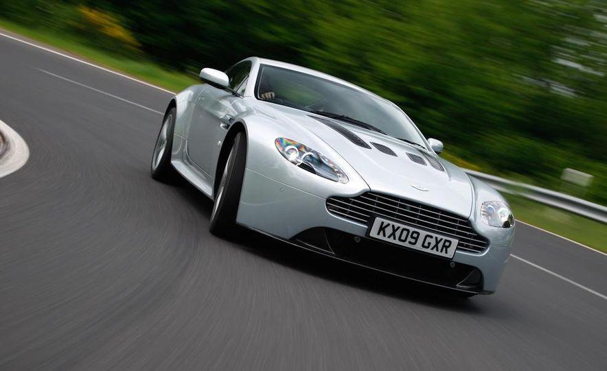 2011 Aston Martin V-12 Vantage - Slide 25