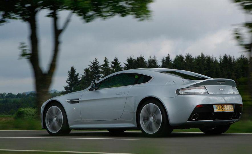 2011 Aston Martin V-12 Vantage - Slide 35