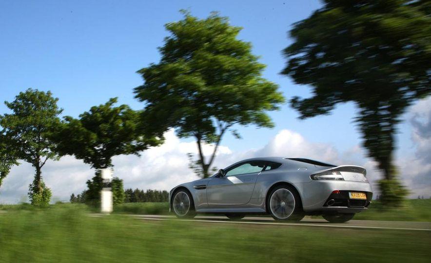 2011 Aston Martin V-12 Vantage - Slide 30