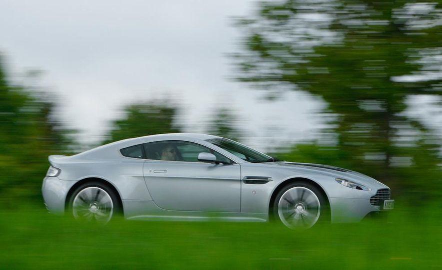 2011 Aston Martin V-12 Vantage - Slide 31