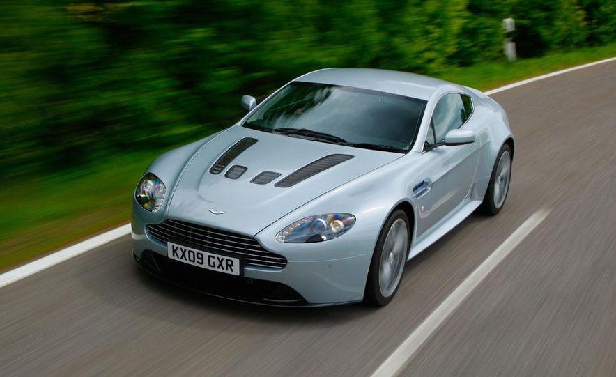 2011 Aston Martin V-12 Vantage - Slide 33