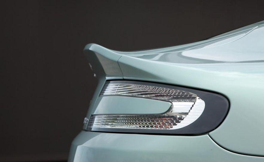 2011 Aston Martin V-12 Vantage - Slide 62