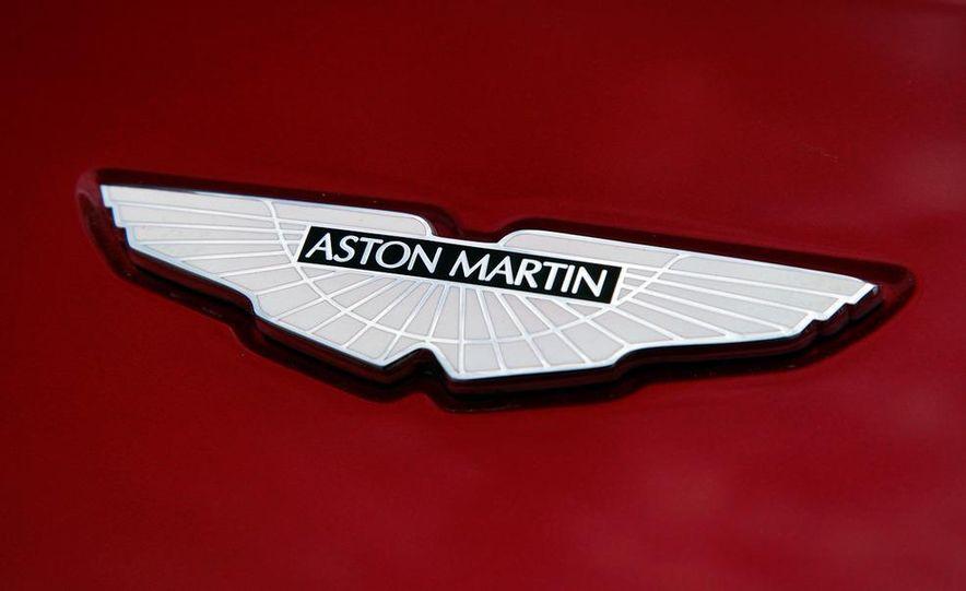 2011 Aston Martin V-12 Vantage - Slide 14