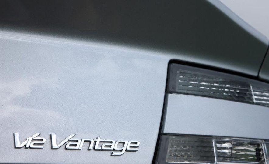 2011 Aston Martin V-12 Vantage - Slide 38