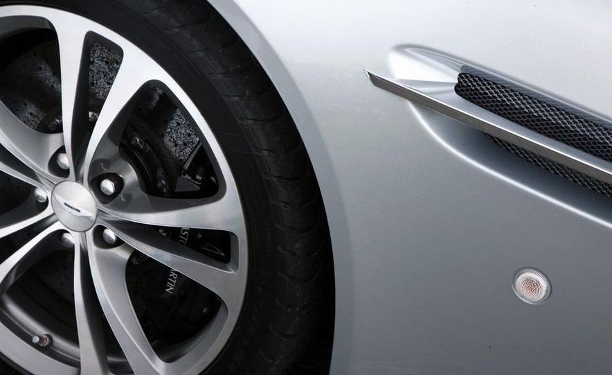 2011 Aston Martin V-12 Vantage - Slide 39