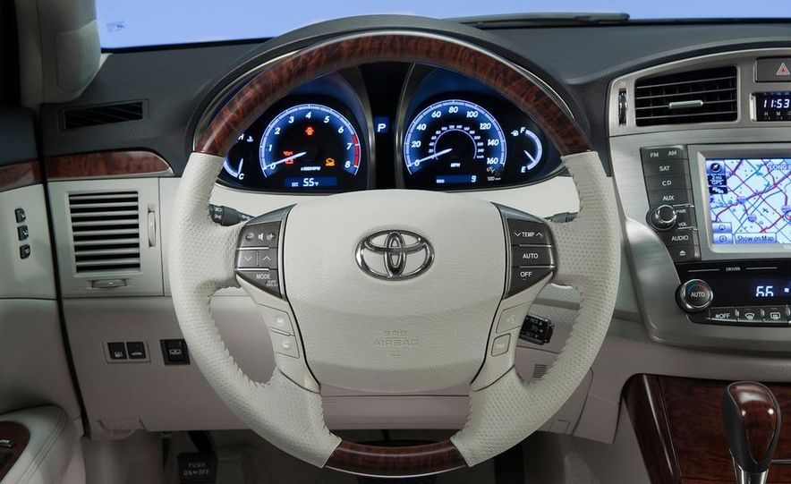 2011 Toyota Avalon - Slide 38