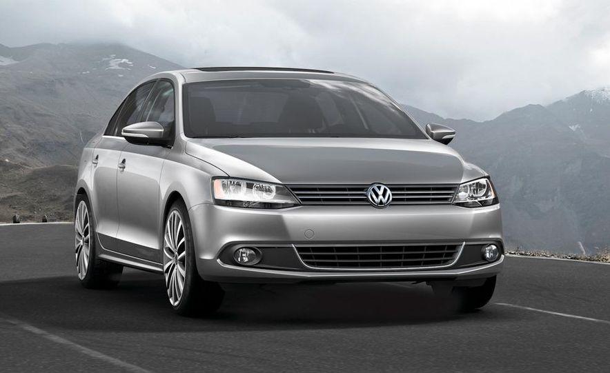 2011 Volkswagen Jetta 2.5 - Slide 18