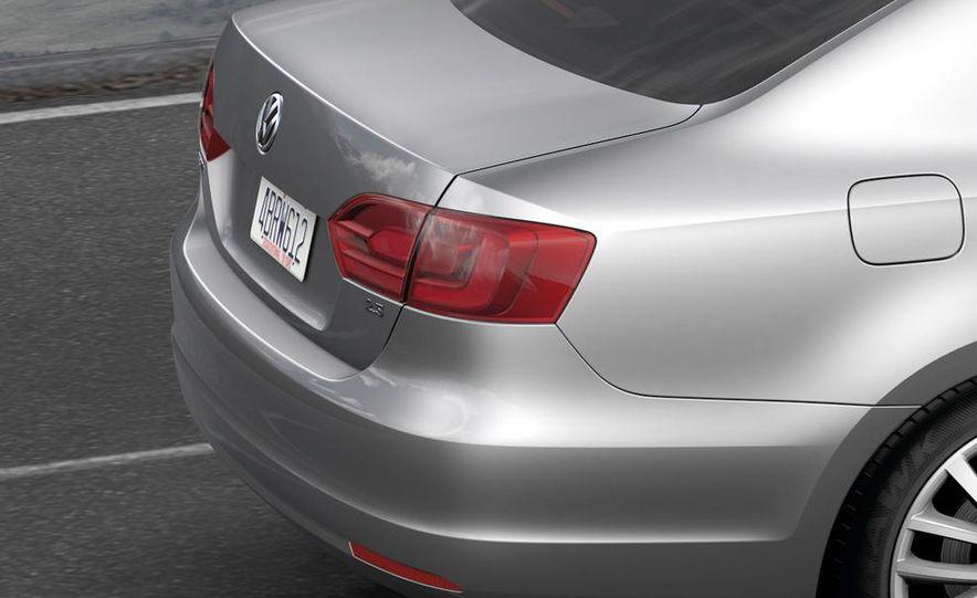 2011 Volkswagen Jetta 2.5 - Slide 22