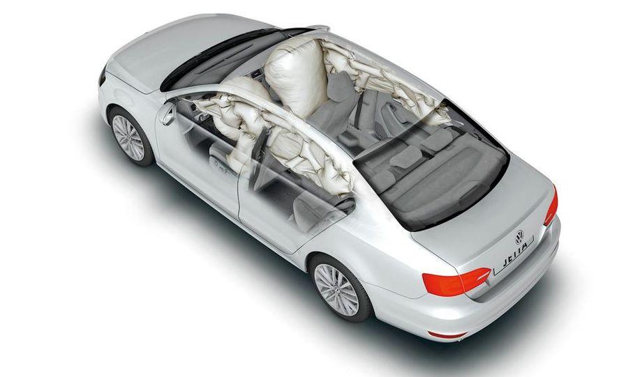 2011 Volkswagen Jetta 2.5 - Slide 29