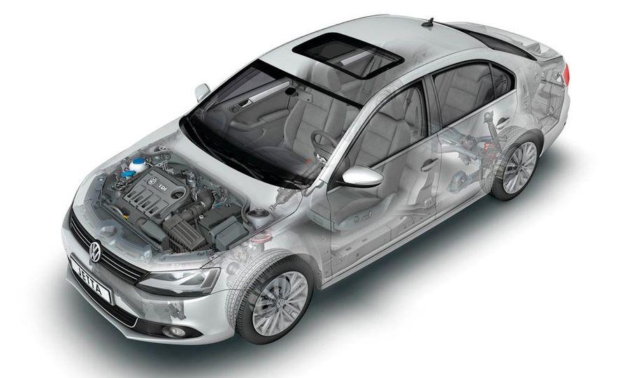 2011 Volkswagen Jetta 2.5 - Slide 27