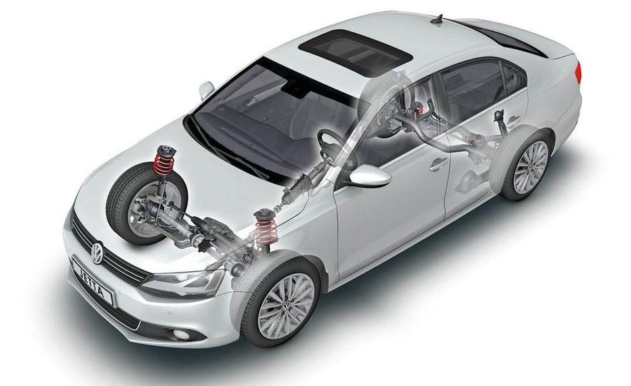 2011 Volkswagen Jetta 2.5 - Slide 28