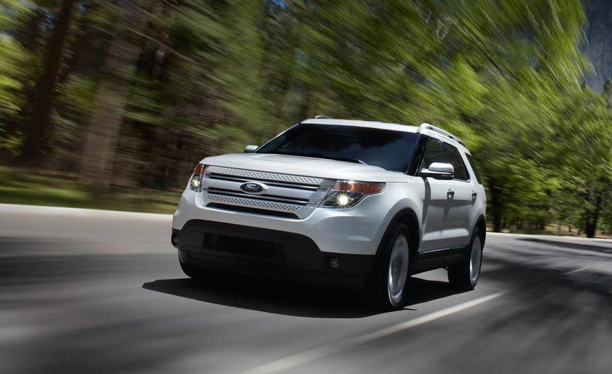2011 Ford Explorer Limited 4WD - Slide 1