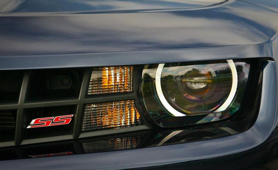 2012 Chevrolet Camaro Z28 (spy photo) - Slide 17