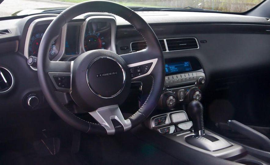 2012 Chevrolet Camaro Z28 (spy photo) - Slide 20