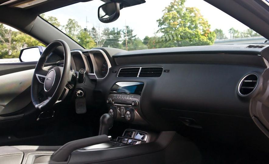 2012 Chevrolet Camaro Z28 (spy photo) - Slide 21