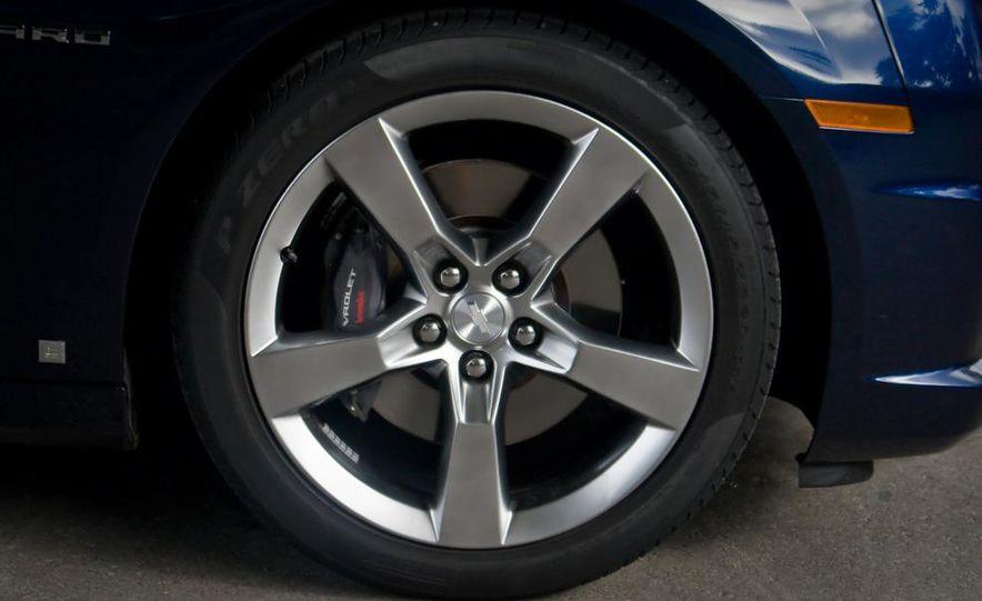2012 Chevrolet Camaro Z28 (spy photo) - Slide 16
